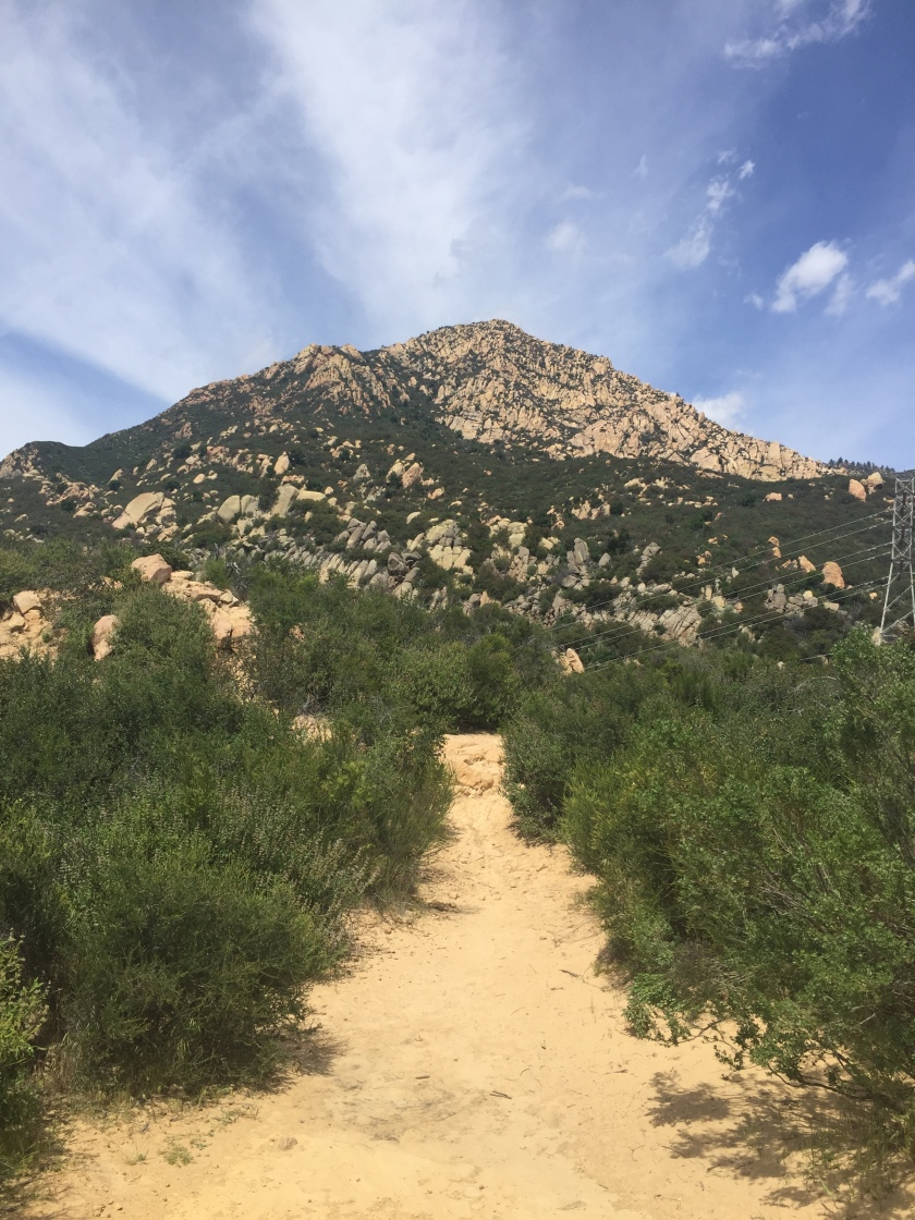 Santa Barbara hike